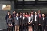 Des scientifiques vietnamiens en France soutiennent leur pays natal