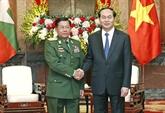 Le Myanmar,