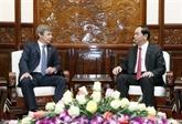 Le Vietnam salue de nouveaux ambassadeurs
