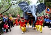 Excursions printanières dans la région Kinh Bac