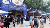 Le Salon international du tourisme Hanoï 2017 accueille 61.000 visiteurs