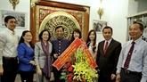 Pâques : félicitations aux catholiques et protestants de Hô Chi Minh-Ville