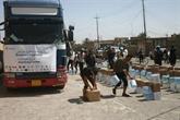 Plus de la moitié de la population irakienne menacée d'insécurité alimentaire