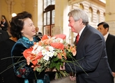 Le Vietnam plaide pour les relations entre le PCV et le Parti communiste tchèque