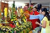 Célébration du Nouvel An traditionnel de quatre pays asiatiques à Hô Chi Minh-Ville