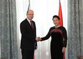 Créer une percée dans les relations commerciales Vietnam - République tchèque