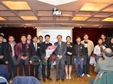 L'Union des étudiants vietnamiens en France tient son VIIe congrès