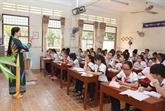 77 millions de dollars pour la réforme de l'éducation générale