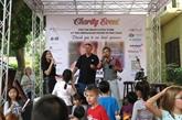 L'ambassade d'Allemagne à Hanoï vient en aide aux enfants de Ba Vi