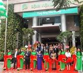 Inauguration de l'Hôpital ophtalmologique Hanoï 2