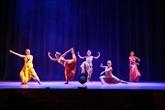 Échanges artistiques en l'honneur de l'amitié avec le Japon et l'Inde