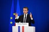France/présidentielle : les marchés saluent un