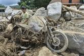 Coulée de boue en Colombie : au moins 290 morts