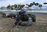 Manœuvres navales conjointes entre Séoul, Tokyo et Washington
