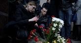 Saint-Pétersbourg : 14 morts dans un probable attentat kamikaze
