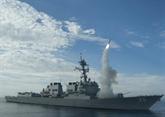 Les militaires américains disposent de puissants moyens autour de la Syrie