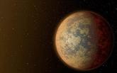 Espace : atmosphère détectée autour d'une exoplanète