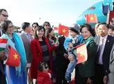 Nguyên Thi Kim Ngân commence sa visite officielle en Hongrie