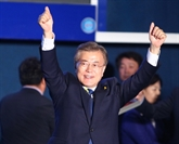 Présidentielle en Corée du Sud : le favori Moon l'emporte confortablement