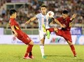 Une défaite nécessaire pour les jeunes hommes de Hoàng Anh Tuân