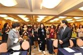 Rencontre entre les entrepreneurs Vietnam - Japon à Tokyo
