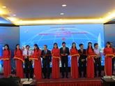 L'exposition sur les technologies «made in Vietnam»