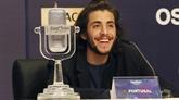 Sacré à l'Eurovision, le Portugal fait un triomphe à son héros