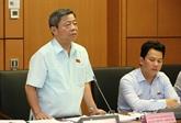 Vo Kim Cu permis de quitter l'Assemblée nationale