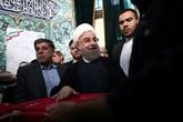 Le président sortant Hassan Rohani largement en tête