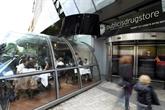 Réouverture de la célèbre brasserie Le Drugstore sur les Champs-Élysées