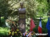 Le 127e anniversaire du Président Hô Chi Minh célébré en France