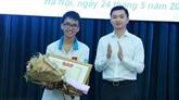 Intel Isef 2017: le Vietnam se classe troisième