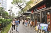 Une «vraie» rue des livres voit le jour à Hanoï
