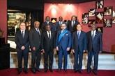Maroc : décoration honorifique pour Sa Majesté le Roi Mohammed VI