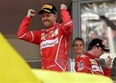 GP de Monaco : tout bénéfice pour Vettel et Ferrari