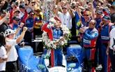 500 miles d'Indianapolis : Alonso, étincelant, casse, Sato s'impose