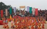 La fête du Génie Gióng à Hanoï