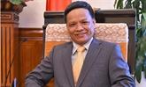 Première : le représentant du Vietnam participe à la 69e session de la CDI