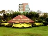 Thaïlande : Rangsit, une université privée ouverte sur le monde
