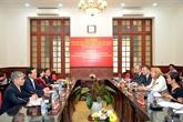 Renforcer la coopération Vietnam - Slovaquie dans la justice