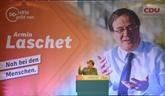 Merkel confortée par une victoire régionale de son parti