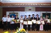 Le Vietnam remporte sept médailles aux 18es Olympiades asiatiques de physique