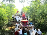 Les rites funéraires chez les Tày
