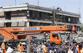 Camion piégé dans le quartier diplomatique de Kaboul, au moins 90 morts