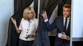 Législatives françaises : déferlante Macron en vue sur l'Assemblée nationale