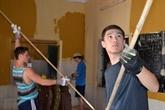 Des enseignants et élèves américains participent à une excursion au Vietnam