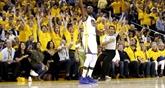 NBA - Golden State asphyxie d'entrée Cleveland
