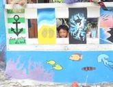 Quang Ngai : un îlot repeint pour la bonne cause