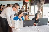 Quang Ninh : formation en TIC pour l'autonomisation des jeunes de villages littoraux