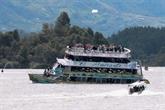 Naufrage d'un bateau en Colombie : au moins six morts